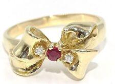 Diamond Ruby Not Enhanced Fine Jewellery