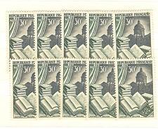 YVERT N° 971  x 10  TIMBRES FRANCE NEUFS sans charnières