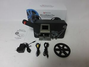 """Wolverine Data MovieMaker PRO 8mm and Super 8 Converter - Up to 9""""Reels- 1080p-B"""
