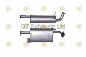 Isuzu Trooper MK III [1998-2004] SUV 3.0 DTi Box with centre pipe IZ035
