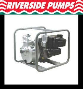 "2"" Centrifugal 158 GPM EconoLite Pump w/ 6.5 HP Kohler SH265 Engine"