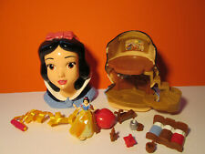 Polly Pocket ♥ Disney Princess ♥ Schneewittchen ♥ Snow White Portrait ♥ Spielset