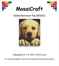 Mosaicraft pixel Craft MOSAICO Art Kit /'Tartan Rosso/' pixelhobby