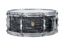 Ludwig Vintage Black Oyster Jazz Fest 5.5x14 Snare Drum | NEW Authorized Dealer