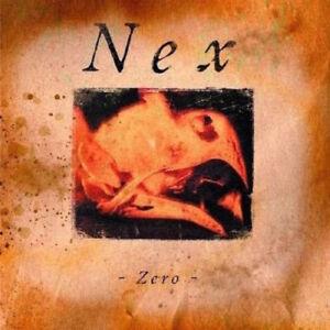 NEX-ZERO-CD-doom-metal-my dying bride-anathema-watain-nominon