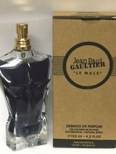 LE  MALE ESSENCE DE PARFUM FOR MEN  GAULTIER EAU DE PARFUM  4.2 OZ  125 ML