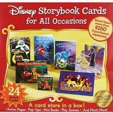 New Disney Storybook Cards for All Occasions