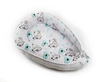 Babynest Baby nest Schlafnest für Babys Baby nestchen kokon Minky....