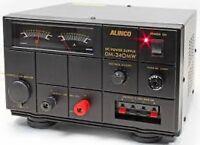 CB HAM RADIO POWER SUPPLY ALINCO DM-340 MW 35AMP 9-15V/ 13.8V