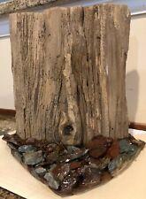 Driftwood & Stone Aquarium Ornament LG Decowood Natural Aquarium Decor D