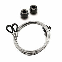 GARADOR Nylon Rollers & Cables Wires Ropes REPAIR KIT garage door spares parts