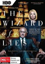 The Wizard Of Lies (DVD, 2017) NEW