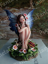 Les Alpes Fata Luzia Con Fiori Art. 042672 Fatina Fairy Fatato Magic Magia Troll