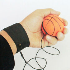 With Elastic String High Bounce Ball Elastic Rubber Ball Wrist Bounce Ball