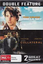 VANILLA SKY & COLLATERAL - TOM CRUISE DOUBLE FEATURE - DVD