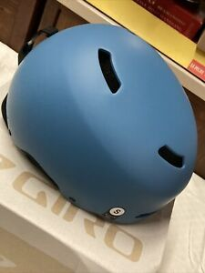 * Giro ledge mips snow helmet matte powder blue small