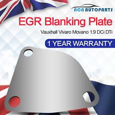 Egr Blanking Plate For Renault Clio Espace Laguna Megane Scenic Trafic 1.9Dci