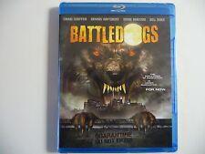NEW/SEALED - Battledogs (Blu-ray Disc, 2013)