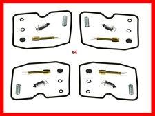 FPS Carb Carburetor Repair Kit x4 KAWASAKI ZL 900 ZR 1100 550 750 ZR 750