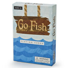 Go Fish Illustrated Kids Numbers Counting Card Game by Imagination Generation