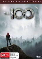 The 100 : Season 3 DVD : NEW