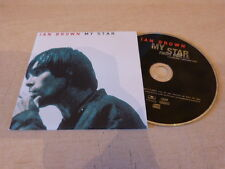THE STONE ROSES - IAN BROWN - MY STAR - FRENCH  PROMO  CD!!!!!!!ELECTRONIC