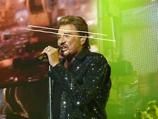 1600 photos Johnny Hallyday mis sur CD Divers concerts
