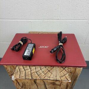 """Acer Aspire 3 A315-31-C8WK 15.6"""" (500 GB, Intel Celeron N 2.40 GHz, 4 GB) Red"""