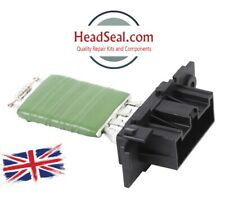 Heater Resistor to fit Opel Vauxhall Corsa D and Combo Van Blower Cabin 13248240