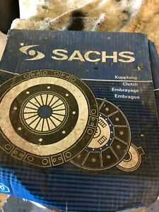 Chrysler Voyager 2.5 CRD diesel clutch kit sachs original new
