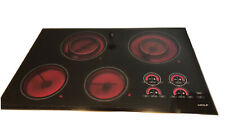 wolf 30 Smooth cooktop