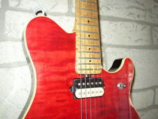 Ernie Ball Music Man EVH Eddie Van Halen Signature Musicman Trans Red 1992