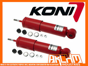 KONI ADJUSTABLE FRONT SHOCK ABSORBERS FOR TOYOTA HILUX IFS 10/88-2004