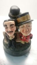 Charlie Chaplin, Wc Fields and Groucho Marx Spinning Music Box