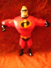 """Disney The Incredibles Talking Figure toy mouth moves Mr Bob Parr 15"""" approx"""