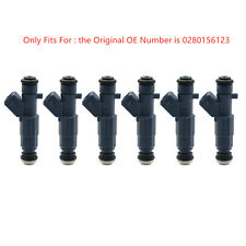 6x Fuel Injector For FORD BA BF Falcon Fairlaine XR6 Turbo Territory SX SY 4.0L