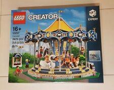 Lego 10257 Creator Expert Karussell Freizeitpark Modell NEU passt zu 10261