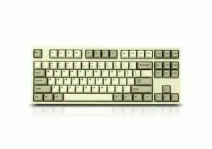 [Leopold] FC750R PD Mechanical Keyboard MX Red PBT White ⭐Tracking⭐