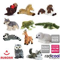 Aurora Flopsies PLUSH Cuddly Soft Toy Teddy Gift New Baby 12 inch Brand New