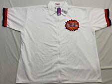 Mitchell & Ness Phoenix Suns White #3 Warm Up Shooting Jersey 56 Jacket