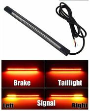 48- LED Bar Brake Tail Light & Left / Right Turn Signal Lamp for Harley-Davidson