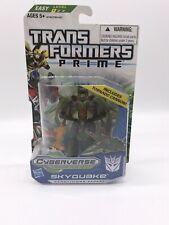 Transformers Prime RID Cyberverse Commander Class Skyquake MOSC