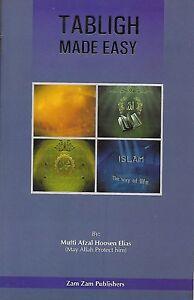 Tabligh Made Easy                                           Islamic Books UK 786