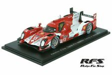 Rebellion R-One Toyota - Rebellion Racing - 24h Le Mans 2014 - 1:43 Spark 4207