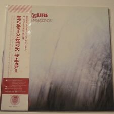 THE CURE - SEVENTEEN SECONDS - 1980 JAPAN ORIGINAL LP
