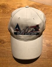 1977 40th Grey Cup Champions Montreal Alouettes CFL Football Adjustable Cap Hat