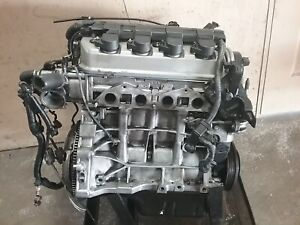2001-2005 Honda Civic LX Complete Engine Assembly  (1.7L Manual 4 Cylinder)