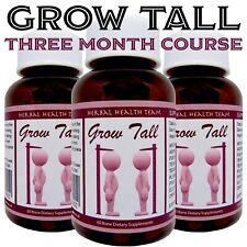 Brand New Course to grow, You can be up to 6 inches Taller ... 3 Month course GT