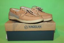 Magellan Outdoor TOPSAIL BOAT SHOES - NEW WITH BOX - WOMEN'S SIZE 9.5 M