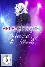 HELENE FISCHER - FARBENSPIEL LIVE - DIE TOURNEE (DELUXE EDITION) 2 CD + DVD NEU